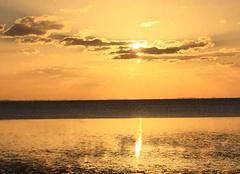 Ciel Chatelaillon-Plage 17340 Coucher de soleil