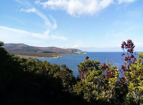 Chaleur et baignades sur le cap Corse