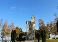 Ciel Thiepval 80300 Soleil sur la Tour d'Ulster ...