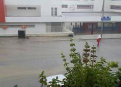 Pluie Gueznaia Mauvais temps