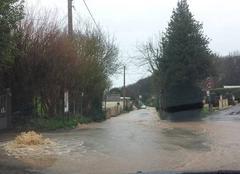 Pluie Thoiras 30140 Ca en fini plus de pleuvoir