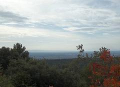 Nuages Saumane-de-Vaucluse 84800 Ciel nuageux