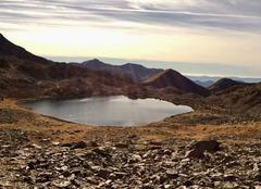 Ciel Isola 06420 Lac des Terres Rouges