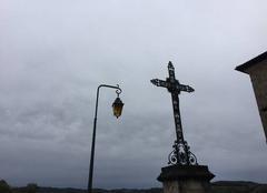 Nuages Saint-Donat-sur-l'Herbasse 26260 Bien gris apres la pluie