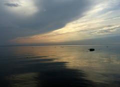 Ciel Audenge 33980 Après-midi nuageux mais agréable à Audenge