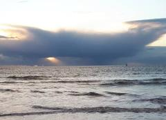 Ciel Saint-Brevin-les-Pins 44250 Rayon de soleil 17h30