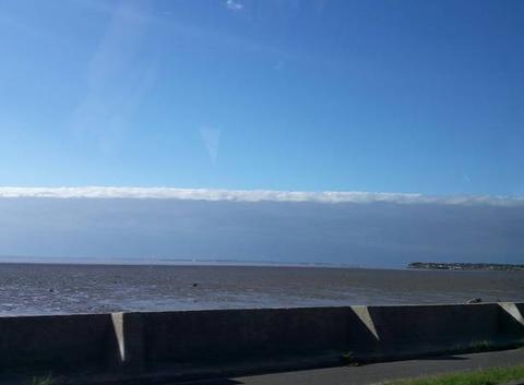 Arrivée des nuages en Charente-Maritime
