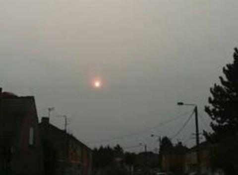 Brouillard,Froid ?