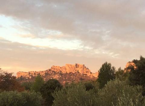 LesBaux de Provence