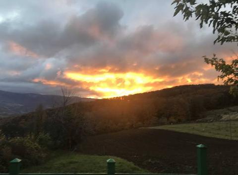 Lève de soleil