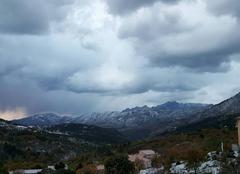 Vent Pioggiola 20259 Première  neige