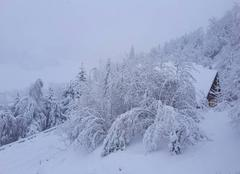 Neige Les Hopitaux-Neufs 25370 La neige aux Hôpitaux-Neufs