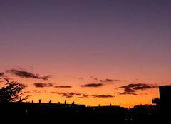 Ciel Niort 79000 Magnifique ciel