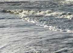 Mer Villers-sur-Mer 14640 Grosse mer