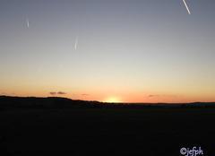 Ciel Male 61260 Coucher de soleil