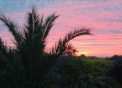 Ciel Perros-Guirec 22700 Levee soleil