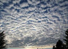 Ciel Saint-Lezer 65500 Ciel de ce Vendredi 17 Novembre 2017.