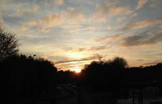 Ciel Carquefou 44470 Coucher du soleil