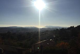Ciel Toulon 83000 Beau soleil