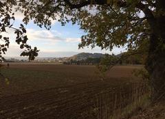 Nuages Mours-Saint-Eusebe 26540 Ciel d'hier après-midi