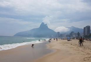 Mer Rio De Janeiro Beach