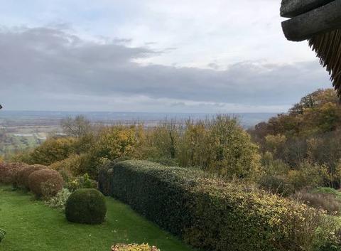 Ciel Au dessus du Marais-Vernier
