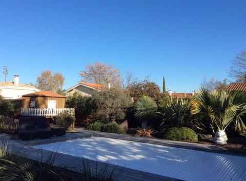 Tempête de beau temps à Villenave d'Ornon en Gironde