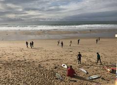 Mer Château-d'Olonne 85180 Sport étude aux sables
