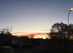 Ciel Castres 81100 Levé de soleil