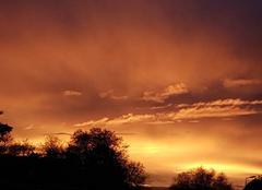 Ciel Montélimar 26200 Magnifique ciel