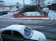 Neige Soufflenheim 67620 Arriver à la neige
