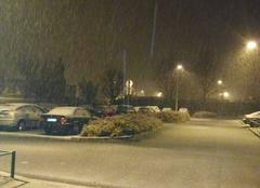 Neige Wattrelos 59150 Enfin l hiver