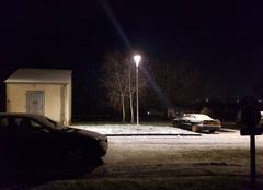 Neige Saint-Germain-du-Corbeis 61000 épisode neigeux sur St Germain du corbeis