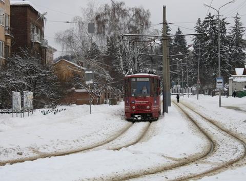 Tramway ukrainien