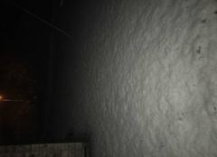 Neige La Plaine 49360 Il neige chez nous la météo tout faux