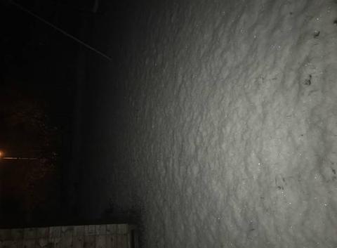 Il neige chez nous la météo tout faux