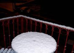 Neige Seloncourt 25230 1ere neiges