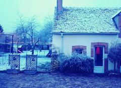 Neige Bonnee 45460 Bonnée sous la neige