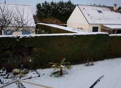 Neige Argentan 61200 Première neige Argentan Orne