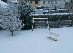 Neige Brassac-les-Mines 63570 Neige !!!