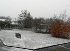 Neige Chateaudun 28200 1ere neige