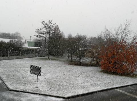 1ere neige