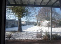Neige Chatillon-sur-Thouet 79200 Neige