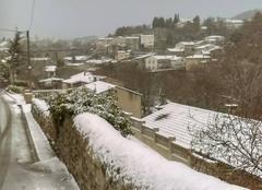 Neige Privas 07000 Premières neiges à Privas