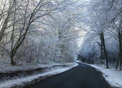 Neige Etupes 25460 Notre belle Franche-Comté