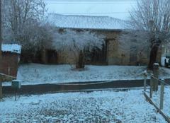 Neige Rochechouart 87600 Premier manteau blanc dans le 87