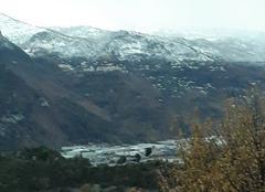 Neige Castagniers 06670 Neige à basse  altitude dans les alpes maritimes Nice
