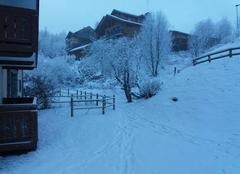 Neige Les Deux-Alpes 38860 Ambiance blanche