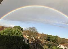 Ciel Castelnau-de-Medoc 33480 Arc en Ciel