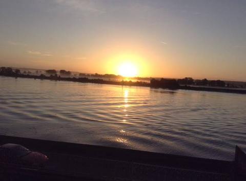 Un matin sur la Seine